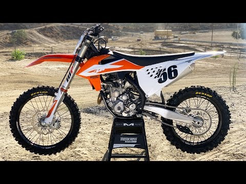 First Ride 2020 KTM 350SXF - Motocross Action Magazine