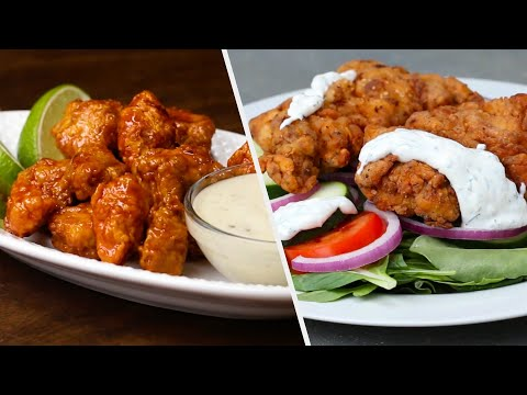 7 Seriously Yummy Ways To Make Fried Chicken ? Tasty