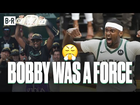 Bobby Portis Top Plays Of The 2020-21 Postseason