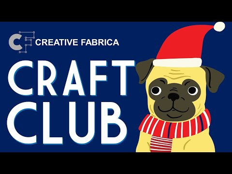 What is the Creative Fabrica Craft Club?