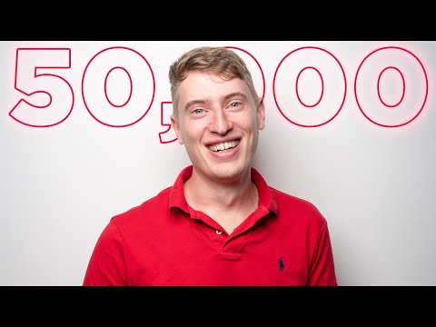 0 to 50,000 SUBSCRIBERS ON YOUTUBE: The most important things I learnt on the journey