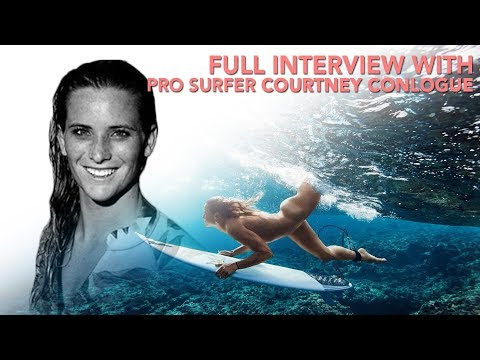 COURTNEY CONLOGUE | Olympic Hopeful (Full Interview)