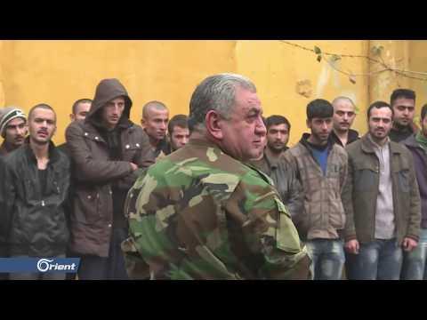حملة اعتقالات في مدينة حلب لسوق الشباب للخدمة  الإلزامية - سوريا