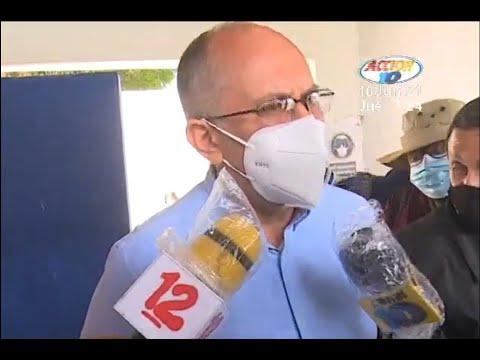 Periodistas del diario La Prensa se presentaron al Ministerio Público