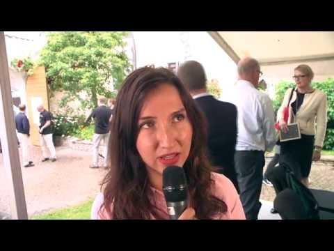 Kan näringslivet rädda skolan? Intervju med Aida Hadzialic