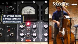 Retro Doublewide Tube Compressor - Part 1: Stand Up Bass