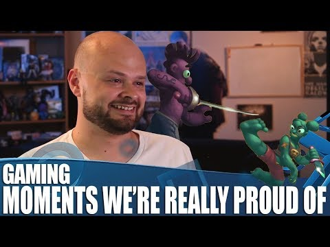 Gaming Moments We're Really Proud Of