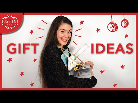 Video: Christmas gift guide 2019 (but different) ǀ Justine Leconte