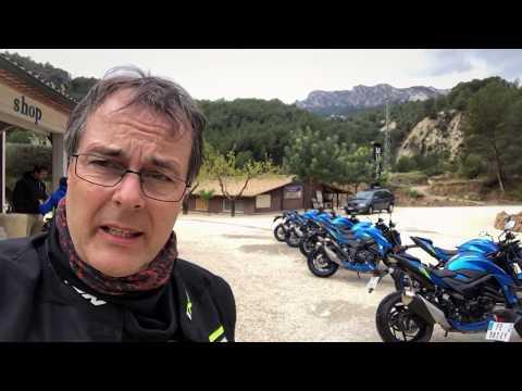 Motosx1000: Toma Contacto Nueva Suzuki GSX-S 750 A2