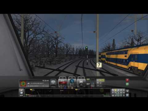 05 VIRMm overbrengen naar AlkmaarTrain Simulator 2017 Scenarios