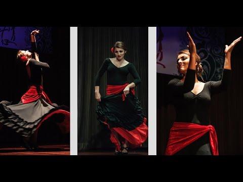 Xiomara Bellypassion - Bellydance - Flamenco Fusion 6to Aniversario Bellypassion
