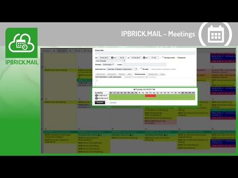 IPBRICK Tips - B.Mail - Availability Bar