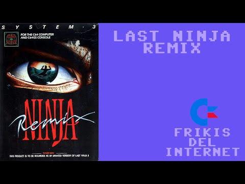 Last Ninja Remix (c64) - Walkthrough comentado (RTA)