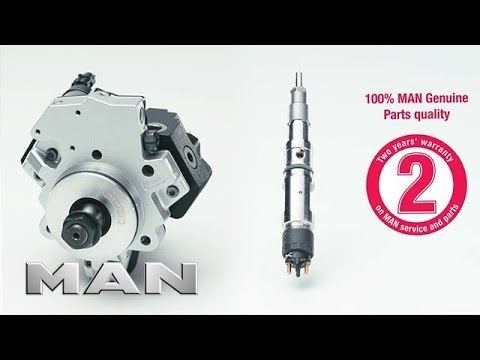 MAN Genuine Parts ecoline ? Remanufacturing that makes the difference