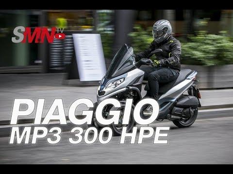 Prueba PIAGGIO MP3 300 HPE 2019 [FULLHD]