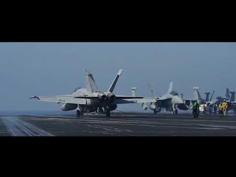 DFN:USS Theodore Roosevelt,CVN 71,Deployment FY 2018,U.S. 5TH FLEET AREA, RESPONSIBILITY, 02.03.2018