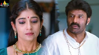 Legend Movie Scenes | Balakrishna Sister Sentiment | Latest Telugu Scenes | Sri Balaji Video - SRIBALAJIMOVIES