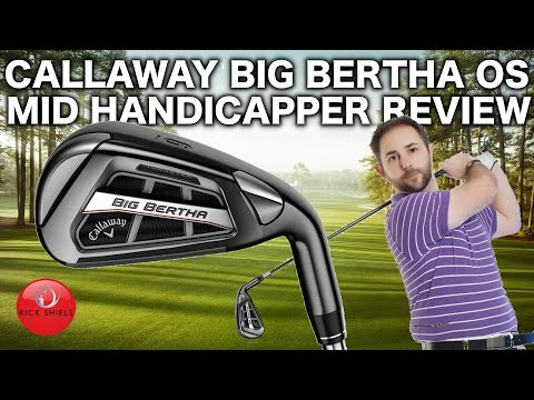CALLAWAY BIG BERTHA OS  New Flash Game