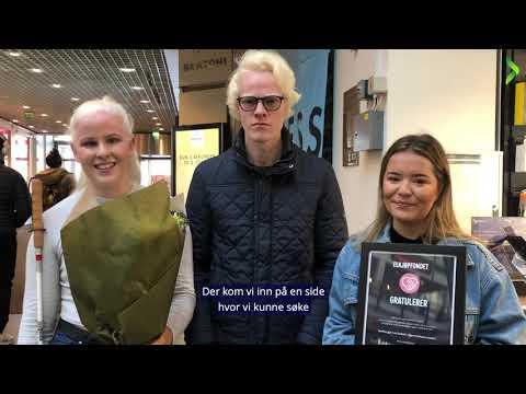 Elkjøpfondet støtter Blindeforbundet, avdeling ungdom region øst