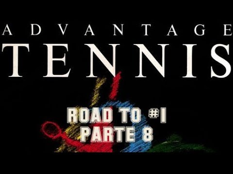 Road to #1: Advantage Tennis Ep. 8 (1991) - PC - U.S. Open