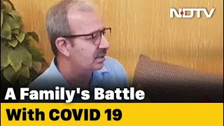 A Family Of COVID-19 Survivors From Haryana Joins Fight To Save Others - NDTV