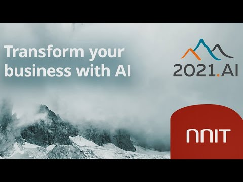 NNIT AI Webinar   Scale Data Science with 2021 AI and NNIT