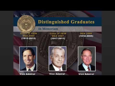 2016 Distinguished Graduate Award Ceremony
