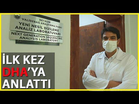Türkiye'nin En Büyük Genom Çalışmalarından Biri