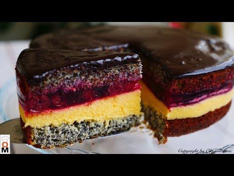 Торт «Фантазия» Для Всех Сладкоежек 🍰 | Cake «FANTASY»