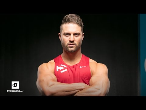 Lifting Becomes a Lifestyle | Mike Hildebrandt Dymatize Athlete Profile
