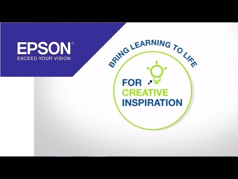 Education infographic: Bring learning to life | Epson