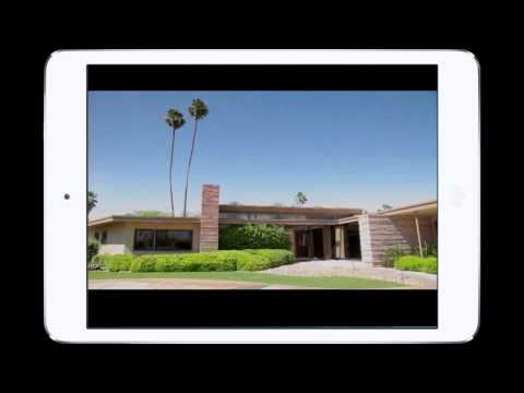 Palm Springs Modern: Mid-Century Architecture Tour App