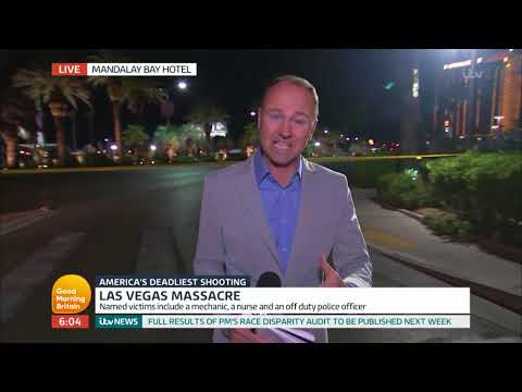 connectYoutube - Jonathan Swain Reports From the Las Vegas Strip | Good Morning Britain