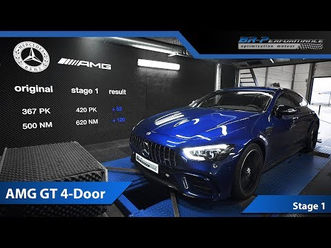 AMG GT 4-door Coupé 43 AMG Stage 1 By BR-Performance
