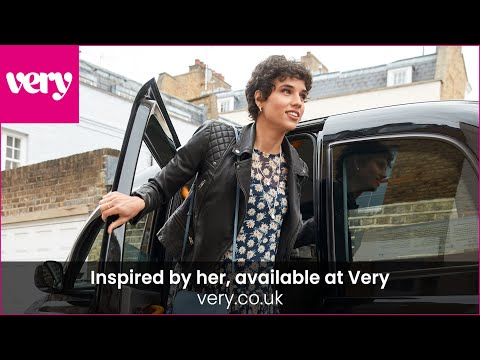 very.co.uk & Very Voucher Code video: Inspired by her, available at Very