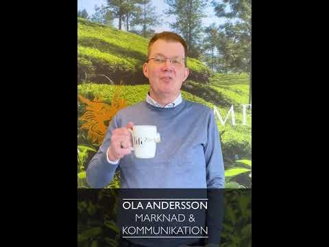 Ola Andersson - Marknad & Kommunikation