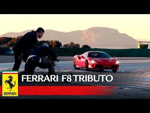 Ferrari F8 Tributo - Backstage Official Video