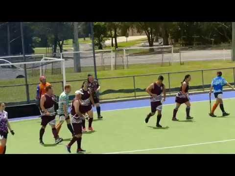 Victoria Police 0 v Qld Police 3. Hockey. Australian Police and emergency services games 2016