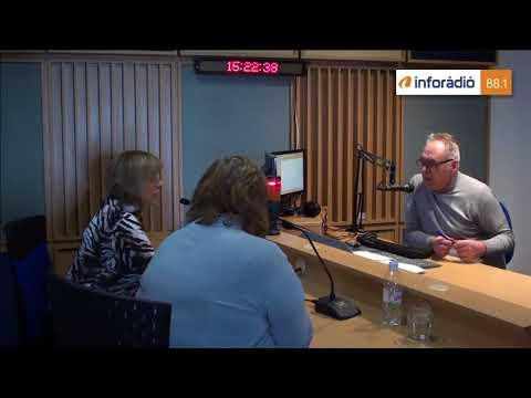 InfoRádió - Aréna - Mosányi Emőke és Bíró Rita Zsófia - 1. rész