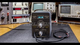 Bizarre Circuit Tests Capacitors with RF!