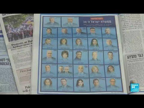 Nouvelle coalition en Israël : alliance historique allant de la gauche à l'extrême droite