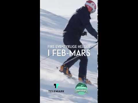 Teaser: Følg Askeladdens Vintereventyr i Telemark
