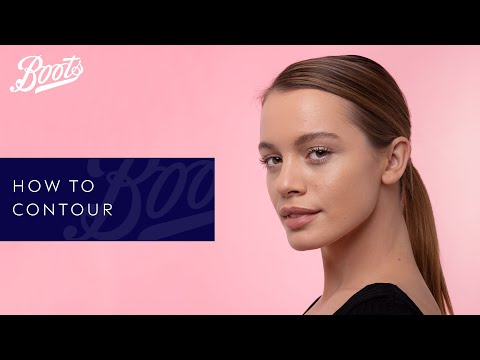 boots.com & Boots Promo Code video: Make-up Tutorial | How To Contour | Boots UK