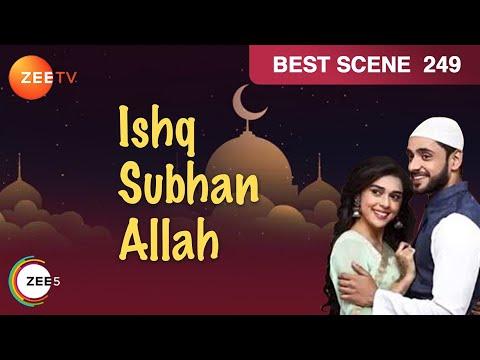 Ishq Subhan Allah - Ep 249 - Best Scene - Feb 15, 2019 | Zee TV