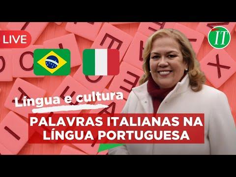 Palavras italianas no português
