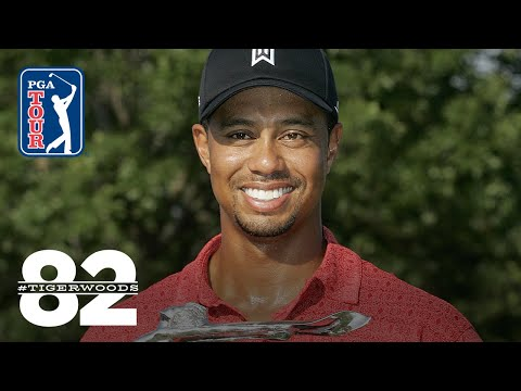 Tiger Woods wins 2006 Buick Open | Chasing 82