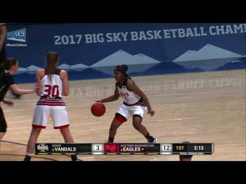 Big Sky Women's Basketball Championship Game #6
