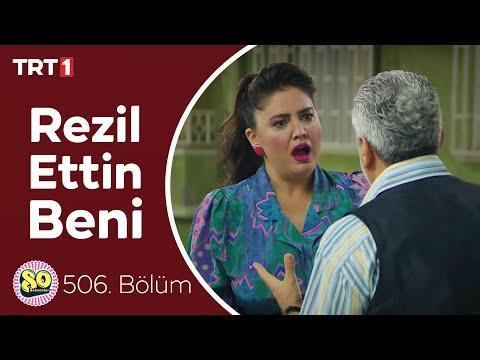 Kahveci Mesut'u Yıldız'ın Romantik Sürprizi Sinirlendiriyor - Seksenler 506.  Bölüm
