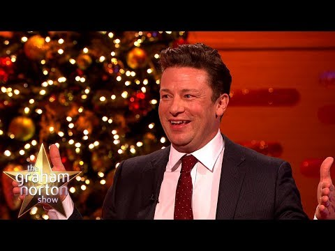 Jamie Oliver LOVES Star Wars | The Graham Norton Show