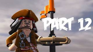 Lego Pirates of the Caribbean: Walkthrough Part 12 - Let's Play (Gameplay & Commentary)